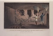 Africa-north Photos - Inside The Great Pyramid, 19th Century by King