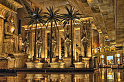 Martha Di Giovanni - Inside the Luxor