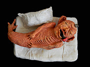 Surreal Ceramics - Insomnia by Rocio Chacon