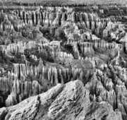 Inspiration Point Photos - Inspiration Point Hoodoos by Stephen  Vecchiotti