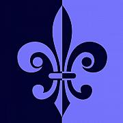 Fleur De Lis Originals - Inspired by Lily of France by Asbjorn Lonvig