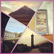 Mauve Photos - #instacollage #bdbchallenge 21 #august by Charlotte Lyons