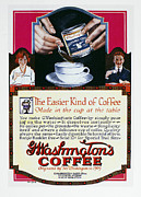 Prepared Prints - Instant Coffee Ad, 1919 Print by Granger