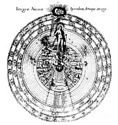Macrocosm Posters - Integrae Naturae, 17th Century Poster by Science Source