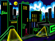 Steve Farr - IntenseCity Neon Nights