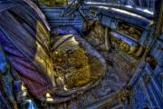 Antique Automobiles Photos - Interior Two by Jerry Golab
