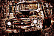 International Harvester Print by Kelly Reber