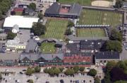 Pearson Aerial - International Tennis Hall of Fame 194 Bellevue Ave Newport RI 02840 3586 by Duncan Pearson
