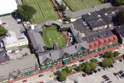 Dock - International Tennis Hall of Fame 194 Bellevue Avenue Newport RI 02840 3586 by Duncan Pearson