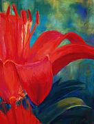 Loveland Prints - Intimate Lilly Print by Billie Colson