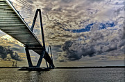 Lowcountry Photos - Into the Storm by Drew Castelhano