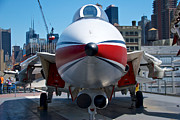 Intrepid Prints - Intrepid Jet Print by Mike Horvath