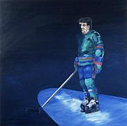 Hockey Paintings - Introducing........ by Yack Hockey Art
