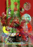 Introspection Print by Dean Gleisberg