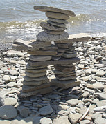 John Marois - Inukshuk