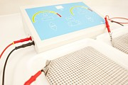 Hyperhidrosis Photo Prints - Iontophoresis Equipment Print by
