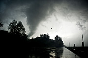 Stormy Photos - Iowa Point Tornado by Jennifer Brindley