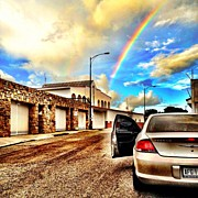 Featured Photos - #iphone # Rainbow by Estefania Leon