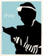Ipray Print by Anshie Kagan