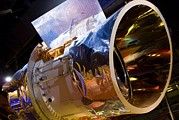 Aperture Metal Prints - Iras Infrared Astronomy Satellite Metal Print by Mark Williamson