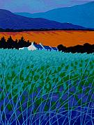 Ireland Painting Posters - Ireland - West Cork  Poster by John  Nolan