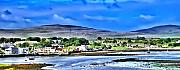 Fishing Village Digital Art - Ireland By The Sea by Bill Cannon