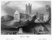 Abbey Road Prints - Ireland: Jerpoint Abbey Print by Granger