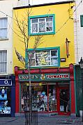 Toy Shop Framed Prints - Ireland Kilkenny 06 Framed Print by Yvonne Ayoub
