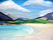 Lisa Dionne Art - Ireland by Lisa Dionne