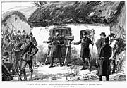 Irish Land League, 1887 Print by Granger
