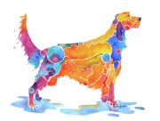 Gifts Originals - Irish Setter by Jo Lynch