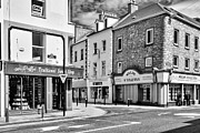 Old Houses Metal Prints - Irish Shops Metal Print by Juergen Klust
