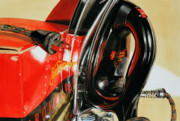 Super Realism Painting Prints - Ironmaster Print by Denny Bond