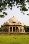 Art Marker Metal Prints - Isa Khan Tomb burial sites Metal Print by Bill Bachmann - Printscapes