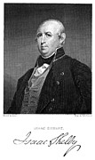 Autograph Photo Posters - Isaac Shelby (1750-1826) Poster by Granger