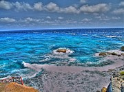 Shinny Prints - Isla Mujeres II Print by Jimmy Ostgard