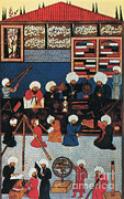 Astronomic Framed Prints - Islamic Astronomers Framed Print by Science Source