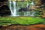 Adam Jewell - Island By The Falls