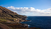 Oahu Photos - Island Coast by Mike Reid