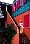 Island Color. Bvi Print by Bill Jonscher