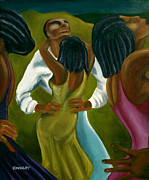 Mark Brown - Island Dancers