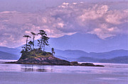Islet Prints - Island Print by Jim Wright