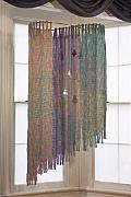 Reflections Tapestries - Textiles - Island Reflections by Jean Fortune Kaplan