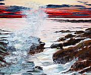 Fay Reid - Islay Sunset
