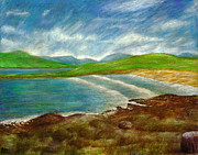 Isle Of Harris Prints - Isle of Lewis - Outer Hebrides - Scotland Print by Ronald Haber