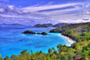 Virgin Islands Photos - Isle of Sands by Scott Mahon