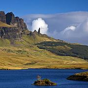 Skye Posters - Isle of Skye The Storr Poster by John McKinlay