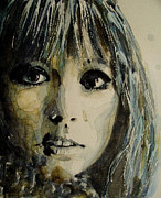 George Harrison Painting Metal Prints - Isntt it Pity Metal Print by Paul Lovering