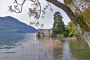 Panorama Acrylic Prints - Isole di Brissago Acrylic Print by Joana Kruse