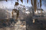 Jerusalem Photos - Israel, Jerusalem Abstract Of A Window by Keenpress